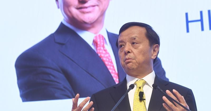 港交所行政總裁李小加(資料圖片)