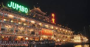 新濠國際擬以協議安排方式將持股86%的「珍寶海鮮舫」母企香港仔飲食私有化失敗。