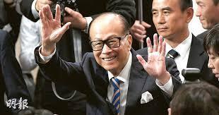 長實表示,歷年李嘉誠捐出總款逾 250 億港元