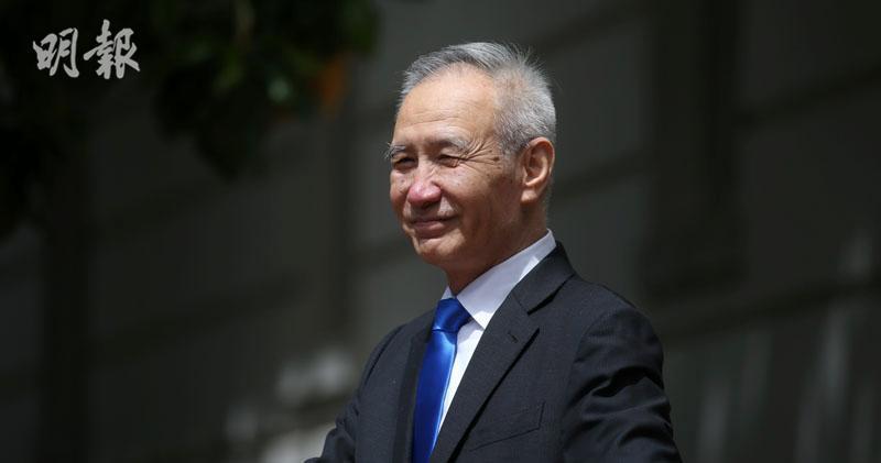 中國商務部:劉鶴應邀赴美舉行新一輪中美經貿磋商