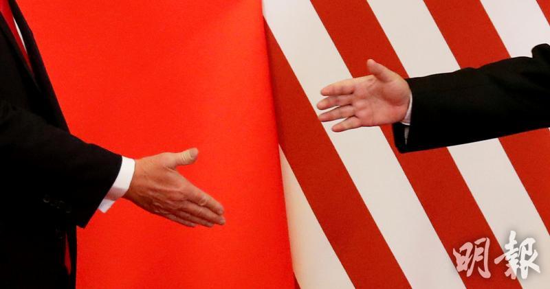 中美貿易談判在即,中方擬提早一天離開華盛頓。