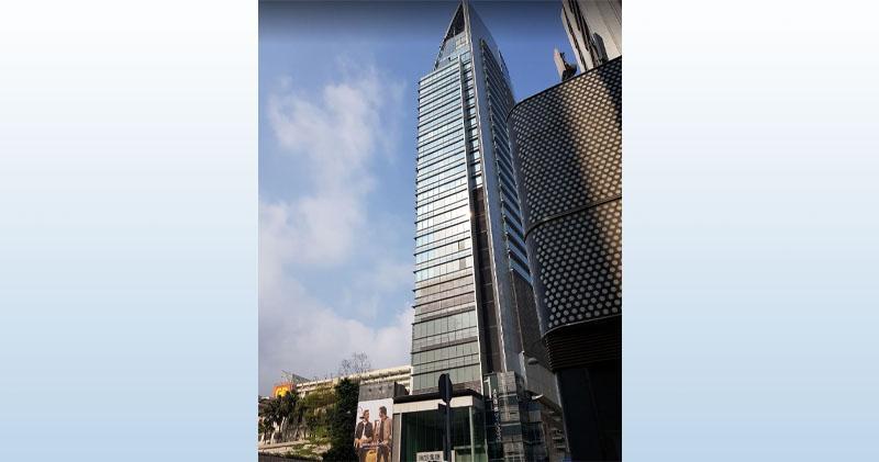 富衛保險76萬預租北京道一號。(網上圖片)