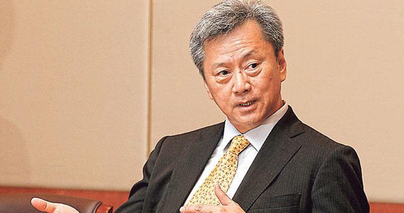 趙國雄表示,長實適時推措施幫助商戶。