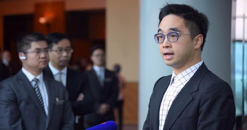 鄭志剛出任新創建執行董事(資料圖片)