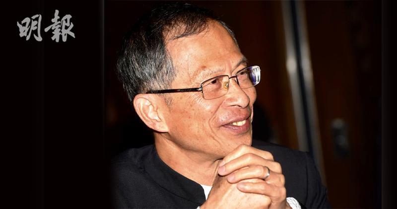 立法會前主席曾鈺成(劉焌陶攝)