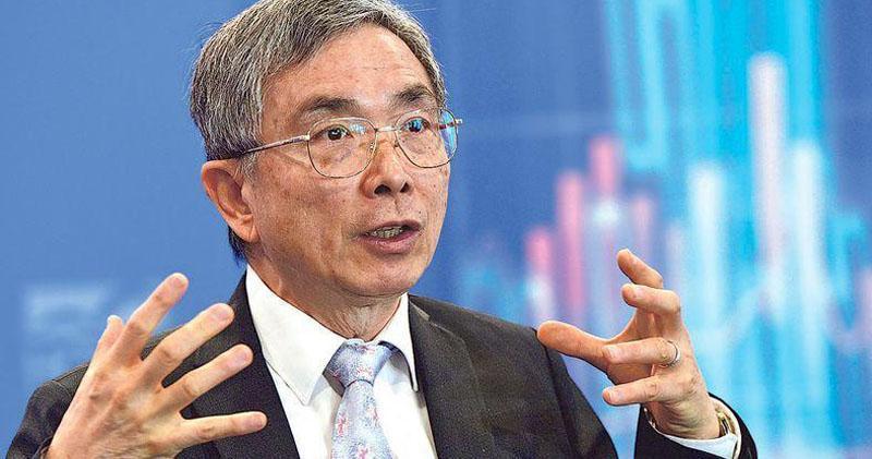 劉怡翔重申港有步入技術性衰退趨勢。