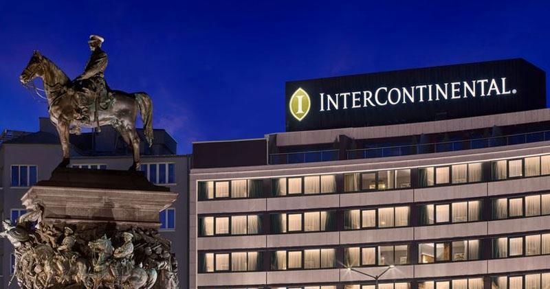 全球最大酒店集團洲際酒店(截圖自洲際酒店)