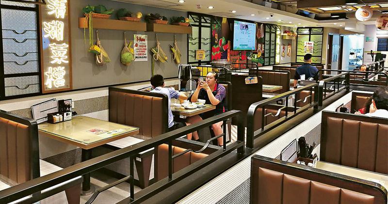 第3季餐飲業失業率6% 6年新高 9月多1200人失業 黃傑龍:港鐵收早10月更差