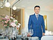 恒地營業(一)部總經理林達民表示,儘管社會運動仍未平息,惟香港經濟基礎雄厚,集團推盤步伐不受動搖,旗下兩大新界項目正部署登場。(林靄怡攝)