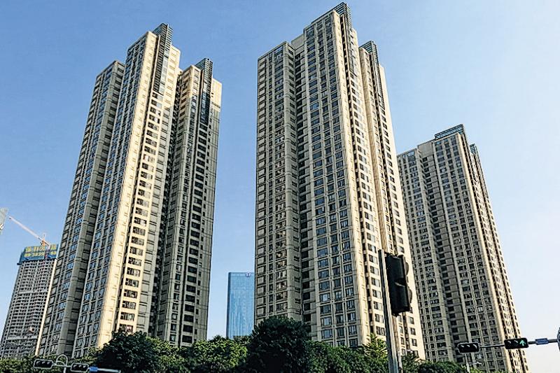 佛山五區的住宅樓面價每平方米由13,000至逾30,000元人民幣不等。