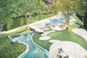擁有如此園林環境的泰國樓盤,售價僅由65萬港幣起。