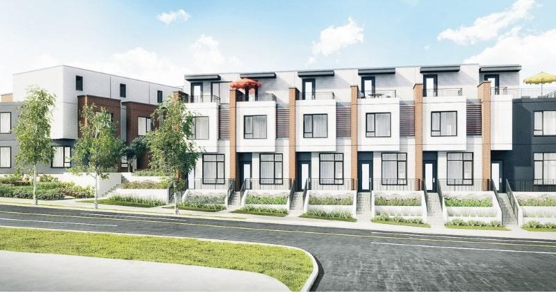 三層式的連排別墅,位處名校網豪宅地段,未來升值潛力可期。