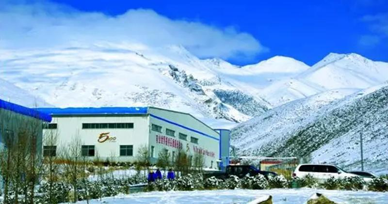 西藏水資源谷底反彈 最多揚47.6%