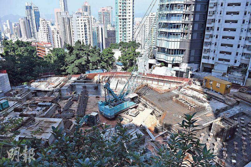 恒地牽頭美麗臺擬建萬呎豪宅  項目總樓面27萬呎  西半山最矚目重建