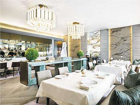 L'Envol法國餐廳