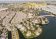 花旗指出,更多二、三線城市在11月份調整了部分地區或區域的樓市政策,預見尚有進一步政策調整空間。(中新社)