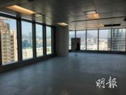 港匯東27樓內部情況