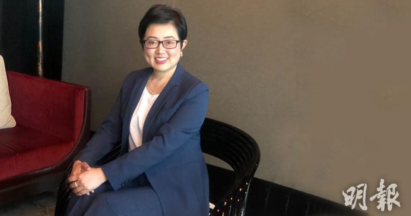 富通保險首席產品總監楊娟