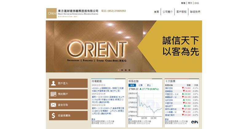 東方匯財、明華科技被要求退市及停牌 分別挫兩成及35%