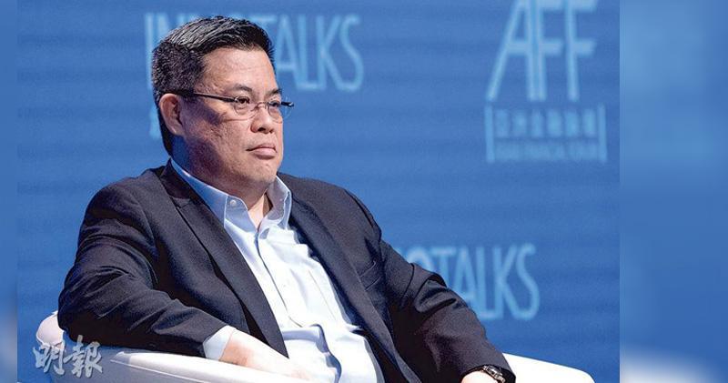 被指從未兌現9億融資,TNG否認指控。圖為TNG創辦人江慶恩。(資料圖片)
