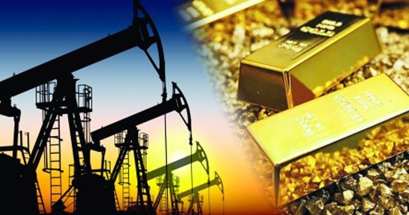 中東地緣局勢升溫、油金礦股急升。
