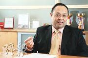 立信德豪董事兼業務發展及市場總監林鴻恩(圖)表示,新會計準則下,預期與中港內需相關公司所做撥備或較去年同期增加。