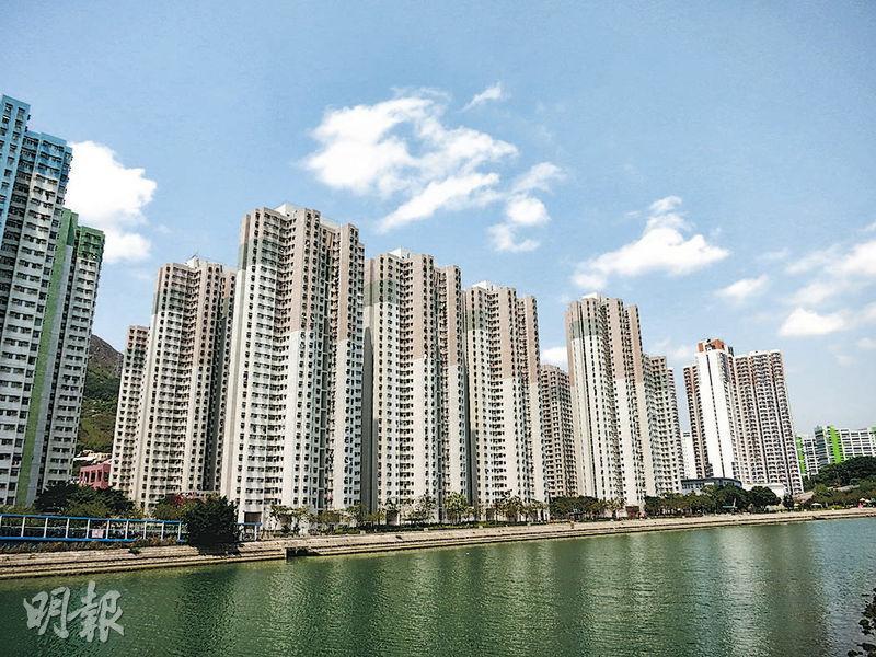 屯門龍門居日前連錄3宗成交,其中有3房戶以538萬元沽出,屬區內未補價居屋新高。(資料圖片)