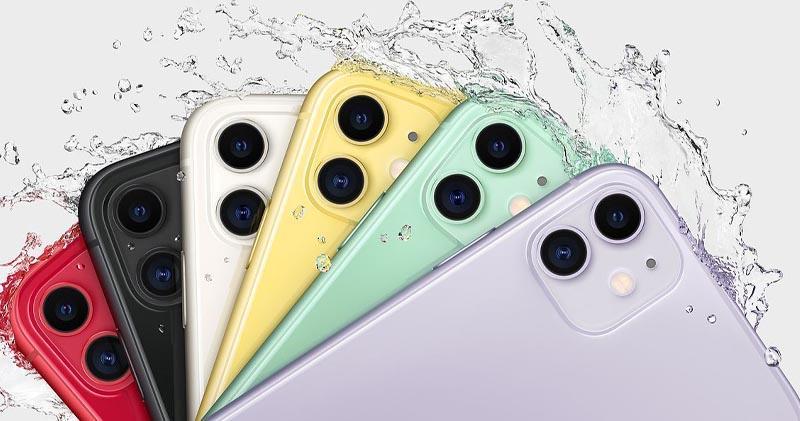 蘋果的iPhone 11