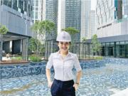 李倧嫻對吉隆坡樓市很有信心,尤其是「黃金金三角」的「靚盤」,同時又提醒大家,投資勿忘「地段、地區、配套」三大條件。