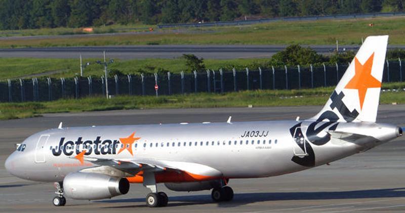 捷星日本暫停本月底往返東京至香港的航班