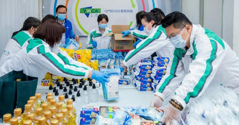 恒隆抗疫基金 防疫及食品包支援香港基層