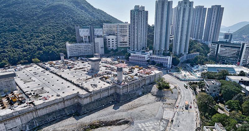嘉里黃竹坑站2期獲批則 建2幢最高30層住宅