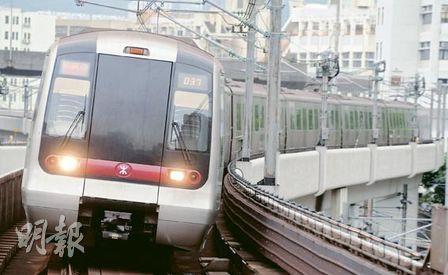 【沙中線】港鐵:沙中線造價升至約830億 低過其預期 另撥備13億