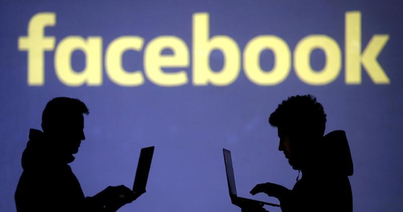 Facebook表示,公司產品使用量激增,但網上廣告表現向下。