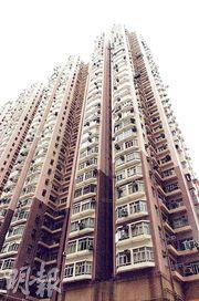 荃灣中心14座高層D室以482萬元成交,折價實呎14877元。原業主持貨逾6年帳面獲利235萬元,物業升值95%。(資料圖片)
