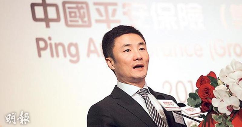 傳前平保副事長任匯川正式入職騰訊