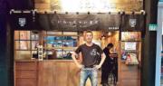 「譚仔三哥」創辦人譚澤群之子譚震邦,為公司開拓台灣市場雖鎩羽而歸,卻展開移民台灣人生,現憑港式叉燒配日本拉麵再戰餐飲市場。