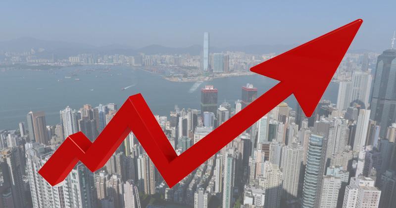 差估署:5月份私宅樓價指數報384.8點 今年最高位 首5個月累升1.5%