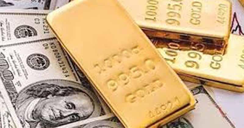 市場避險需求強勁 紐約期金價升穿1800美元 創逾8年高