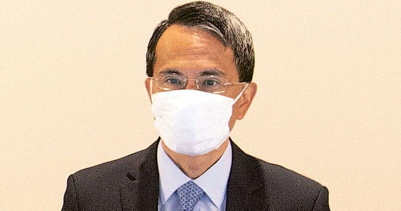 長建主席李澤鉅預期疫情有所改善,大部分業務將可迅速復元。(資料圖片)