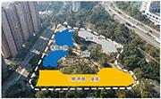 屯門青山灣帝御1期帝御.金灣熱賣,發展商乘勢就項目2期申請預售,涉及614伙,預計2022年4月落成。(資料圖片)