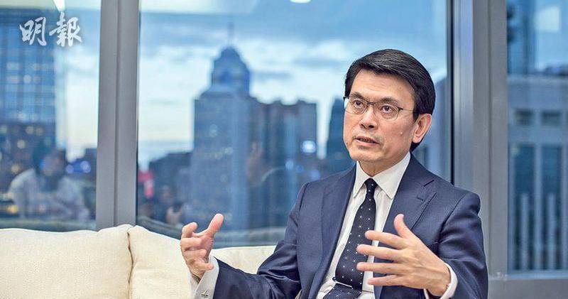 邱騰華:美禁止港貨列「香港製造」實施日期延後45天至11月9日