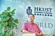 香港科技大學經濟學系前系主任及榮休教授雷鼎鳴表示,由於明日大嶼填海造地1700公頃影響力大,故只要成功獲立法會撥款就此研究,已可略為改變市場對住宅供不應求的預期。(黃志東攝)