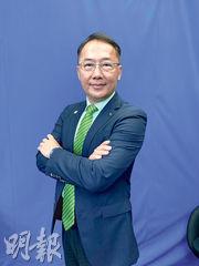 東驥龐寶林表示,中資科技股炒風早前有過熱的現象,他會提高警覺留意是否需要沽貨離場。
