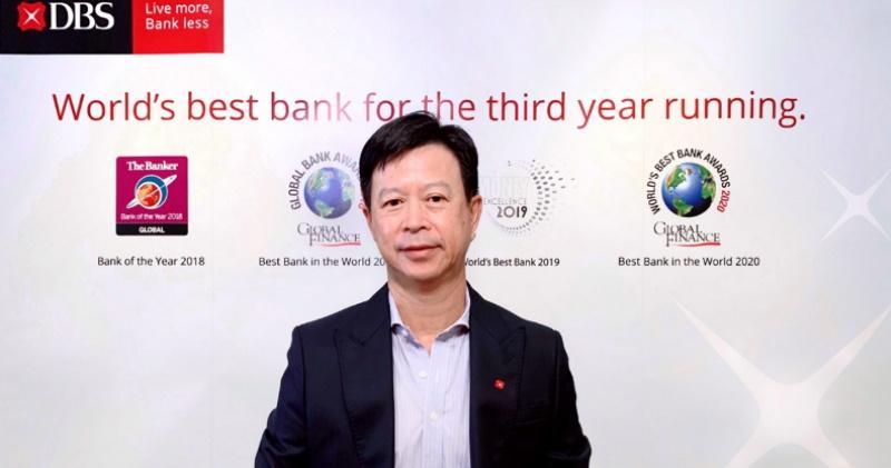 星展香港董事總經理兼企業及機構銀行總監張建生