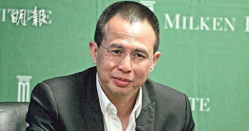 彭博:李澤楷旗下保險集團富衛最早明年上市 籌約234億元
