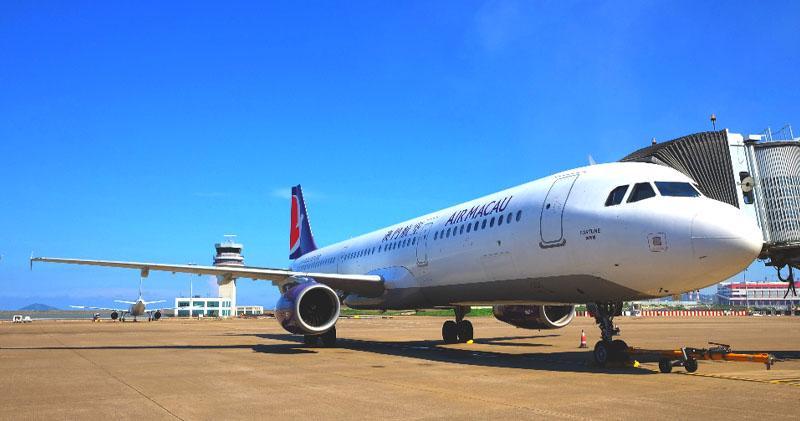 澳門航空料10月預訂回復至正常三、四成水平