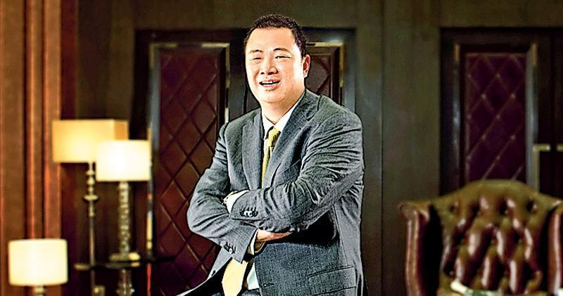 高銀金融主席潘蘇通