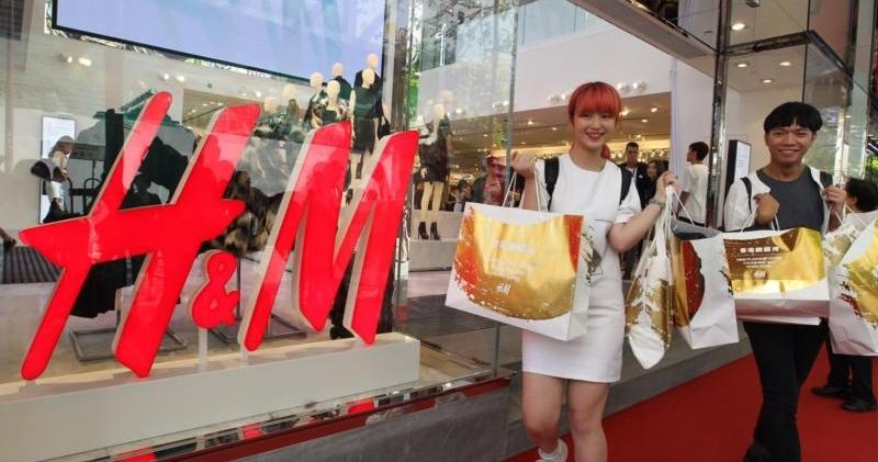 H&M擬於明年關閉250家門店