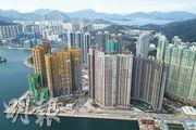 黃志輝強調,所謂的大規模造地,是港府需要覓地規劃一個新市鎮,而不是一個新屋苑,港府最新落成的新市鎮是東涌,再之前是將軍澳(圖),本港需要的是一個可容納數十萬人口的新市鎮,而不是多一個太古城。